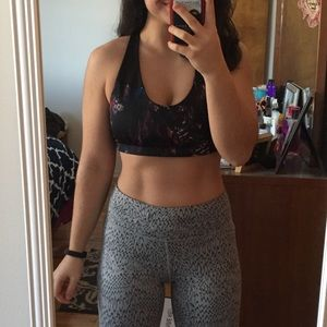 NWT Victoria's Secret Criss Cross Sports Bra